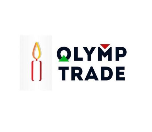 ตัวเลือกการค้าที่มีสีของแท่งเทียนใน Olymp Trade