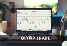วิธีเปลี่ยนรูปแบบหน้าจอของ Olymp Trade [อัพเดทปี 2019]